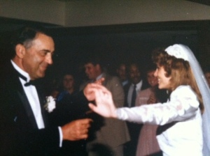 George L. Thomas Theresa Thomas dancing september 27 1986