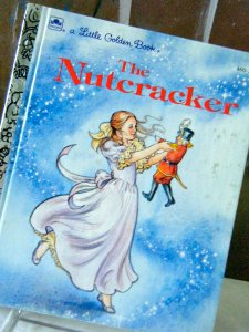 nutcracker golden book